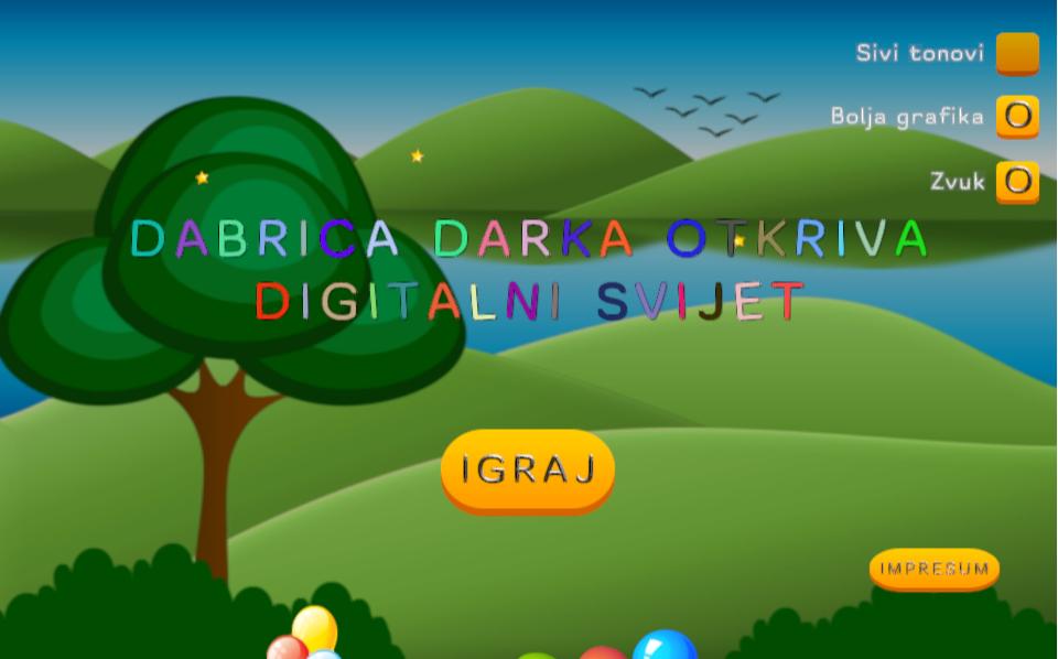 Dabrica Darka otkriva digitalni svijet
